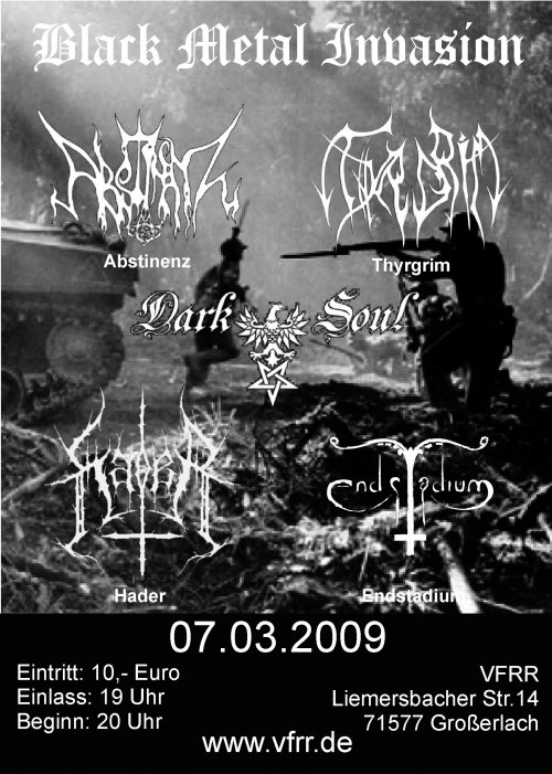 Blackmetal Invasion