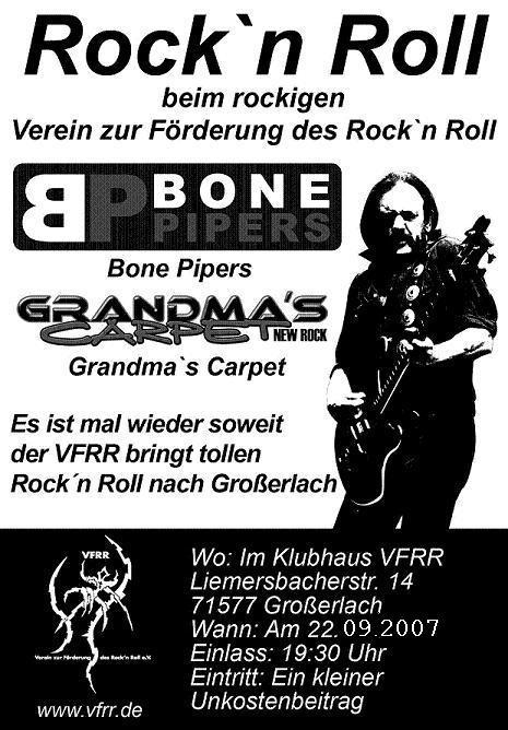 'ROCK'N ROLL beim rockigen Verein zur Förderung des Rock'n Roll