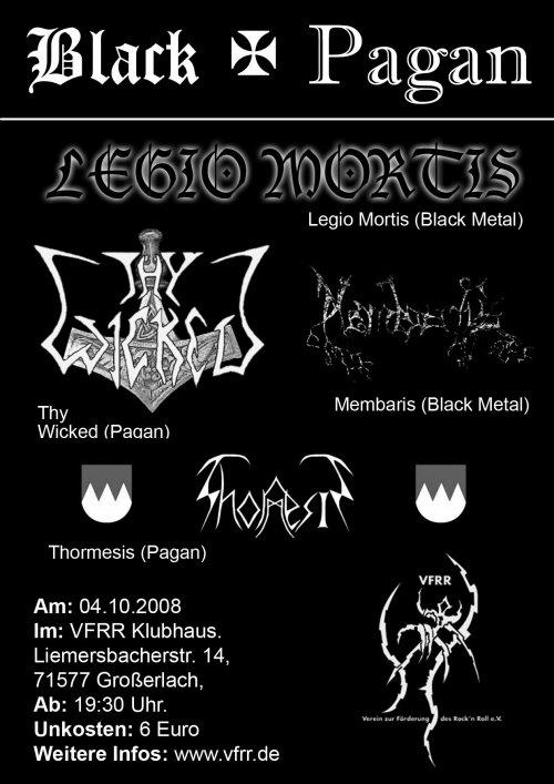 Black / Pagan