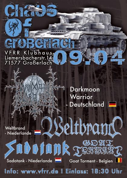 Chaos of Großerlach
