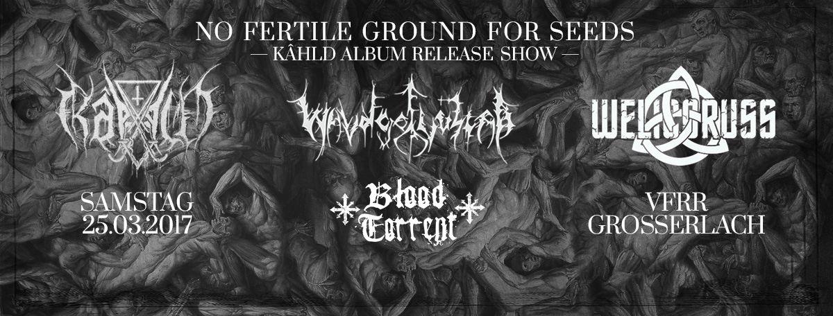 Kâhld Release Show