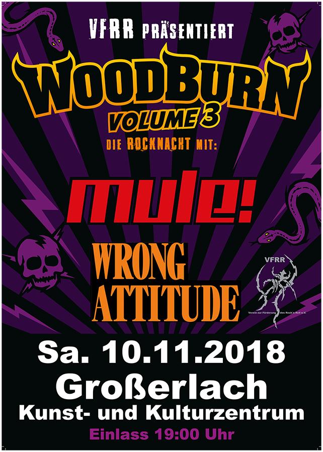WoodBurn Volume 3