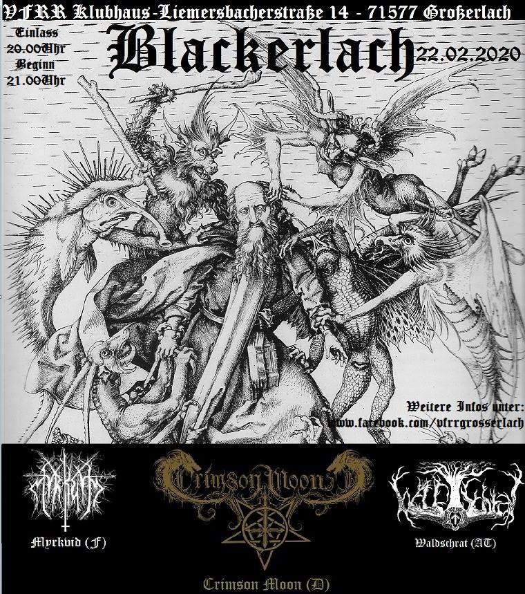 Blackerlach V